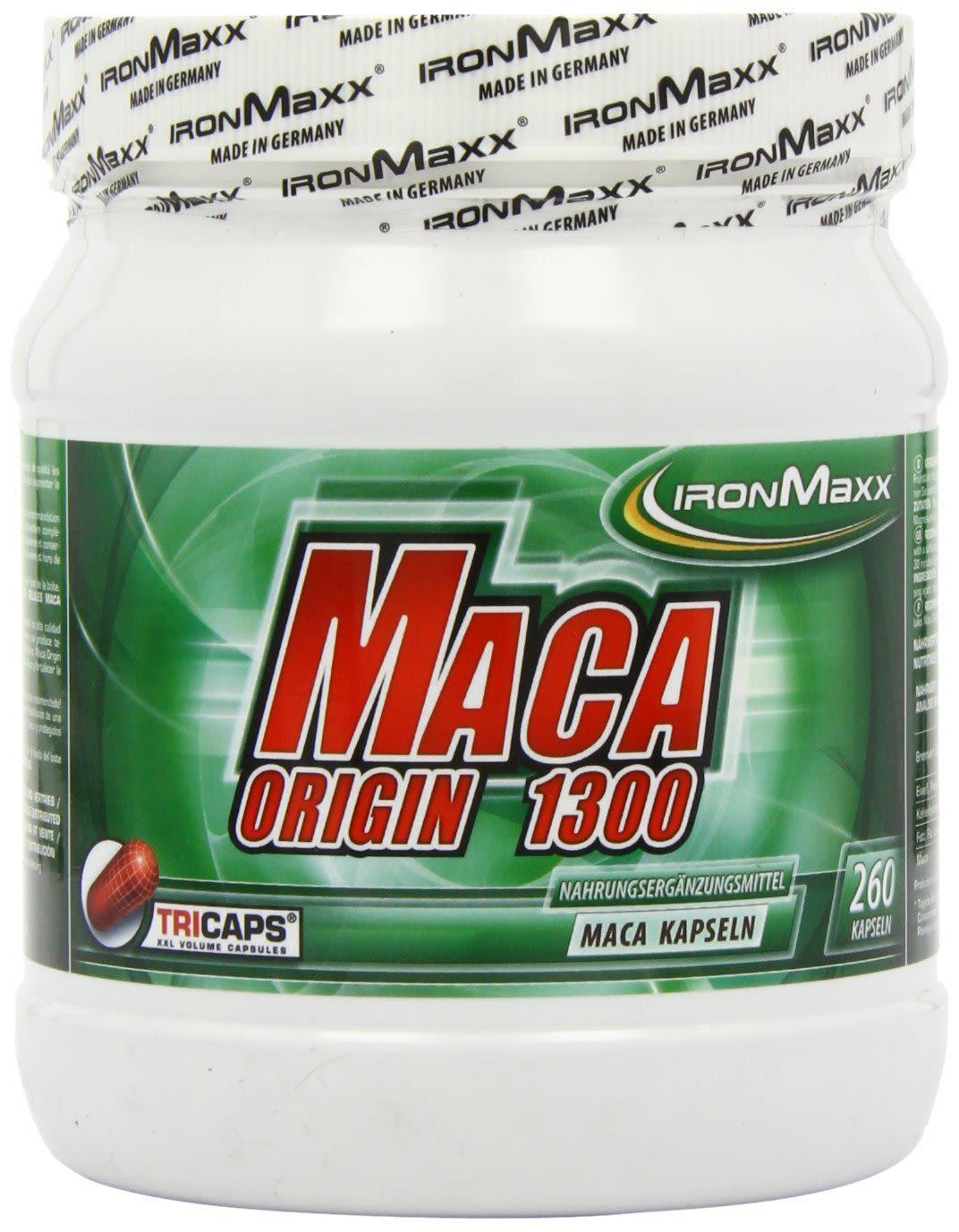 Maca Origin 1300 (260 Kapseln)
