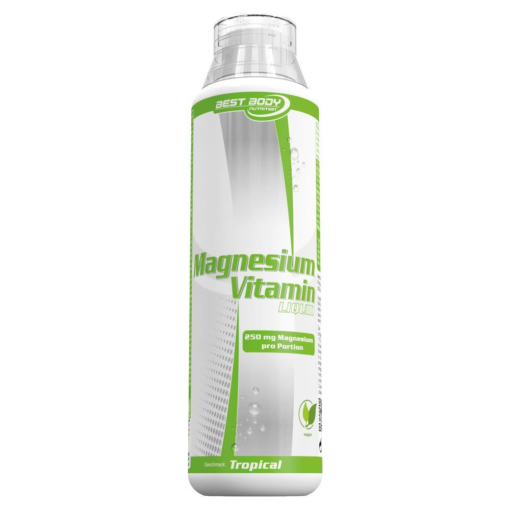 Magnesium Vitamin Liquid (500ml)
