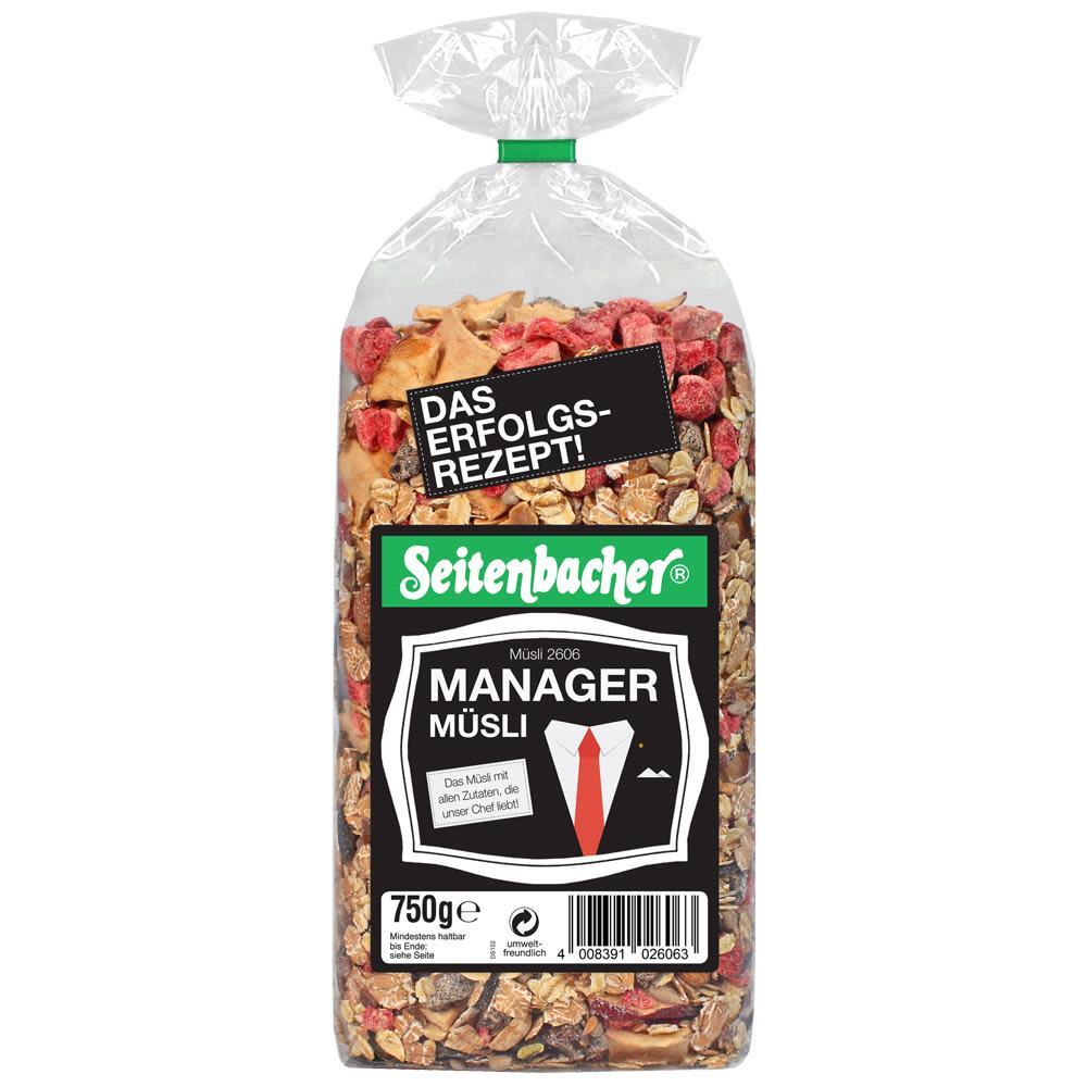 Manager Müsli (750g)