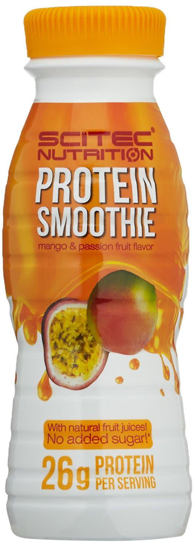 Protein Smoothie - 8x330ml - Blaubeere-Himbeere
