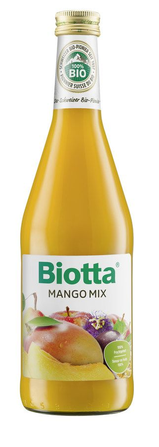 Mango Mix bio (500ml)