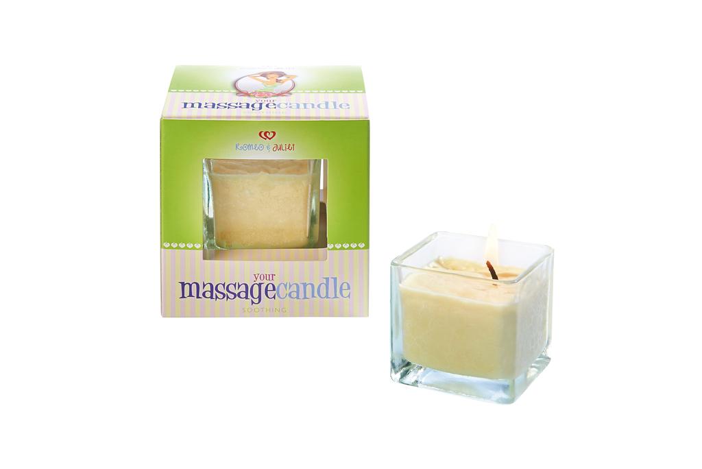 Massagekerze Soothing (55g)