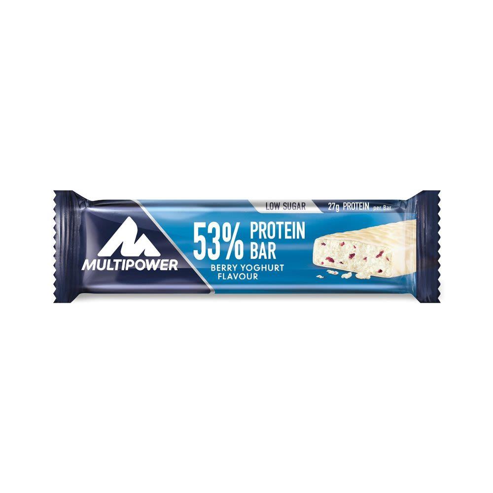 53% Protein Bar - 50g - Berry Yoghurt