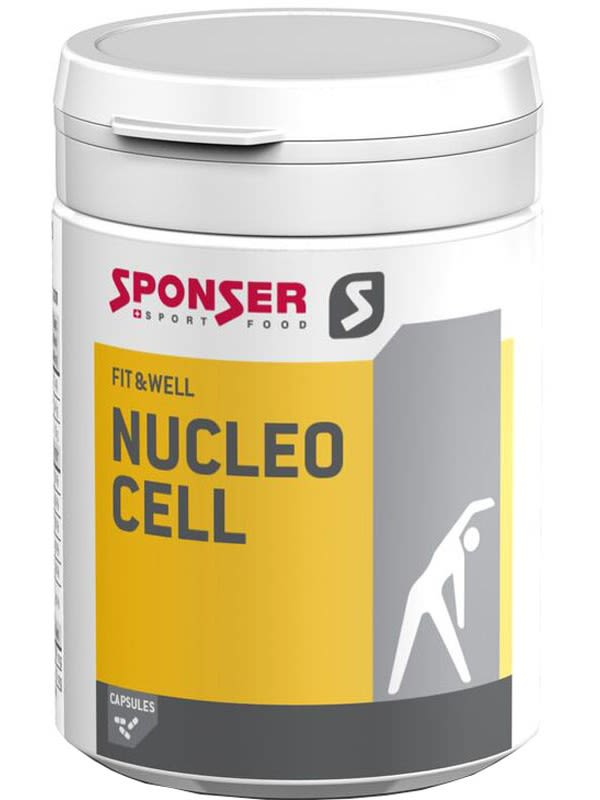 Fit & Well Nucleocell (80 Tabletten) - MHD 30.1...