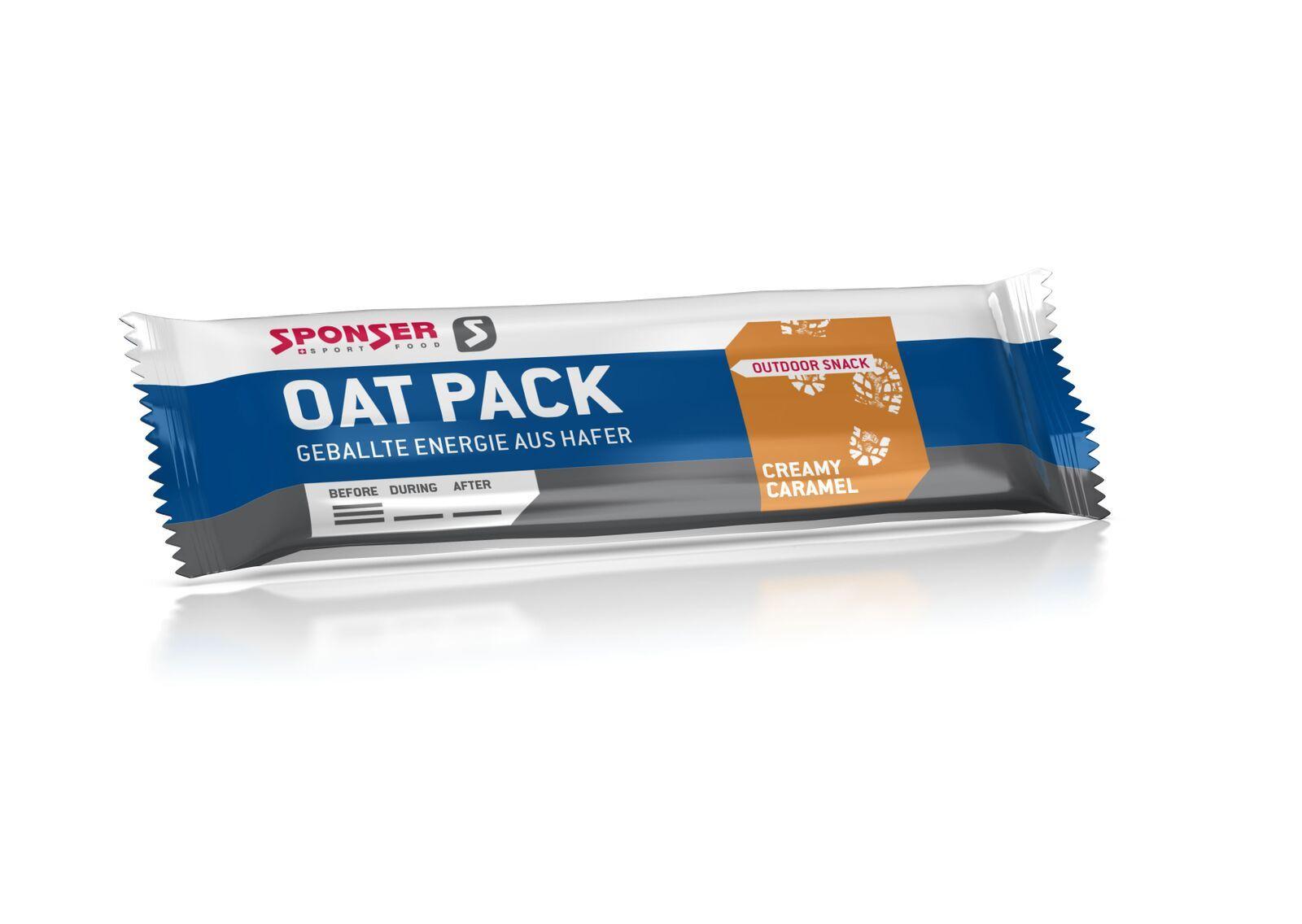 Oat Pack - 25x50g - Creamy Caramel MHD 31.07.2018