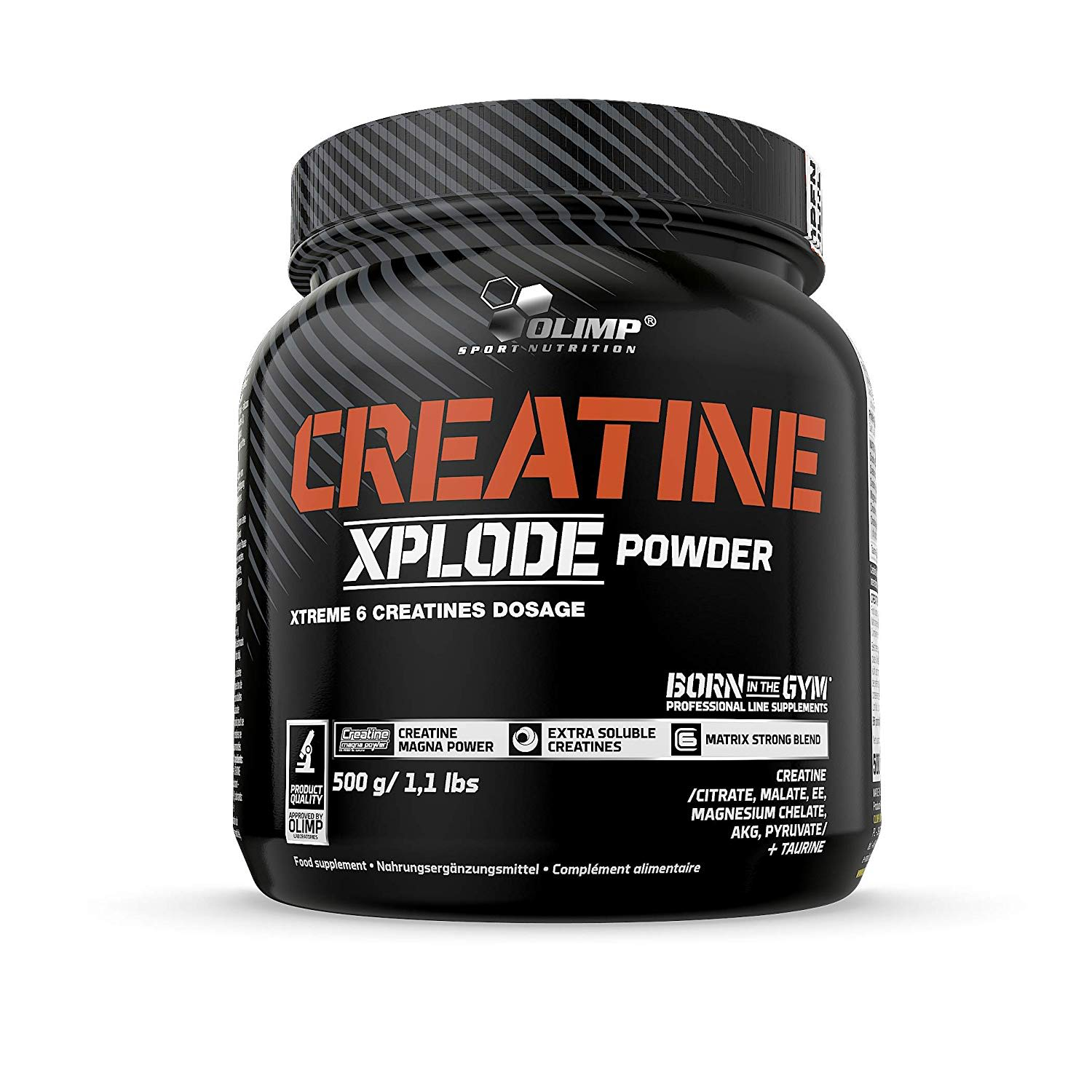 Creatine Xplode - 500g - Orange