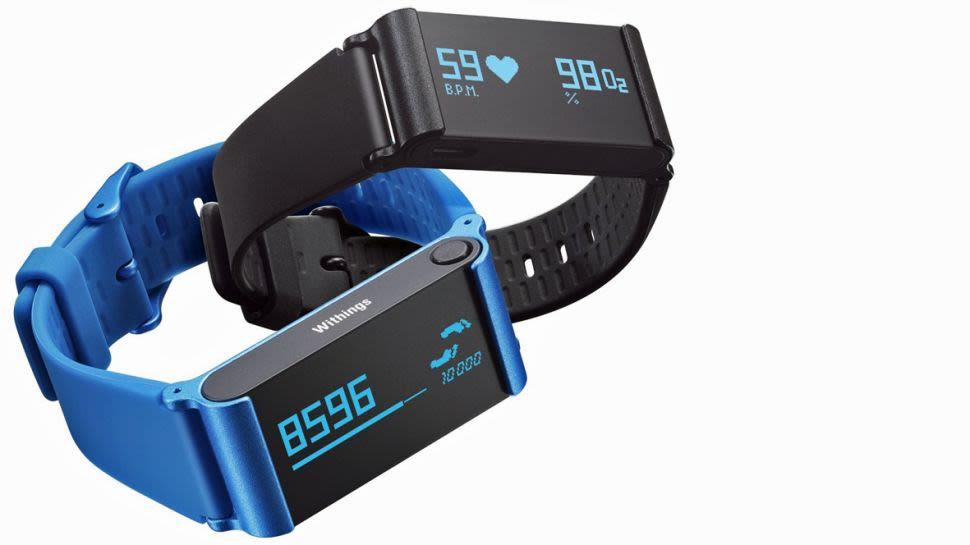 Pulse OX Aktivitäts- & Schlaftracker - Blue