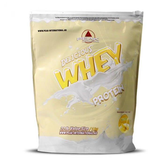 Delicious Whey - 1000g - Vanilla Milchshake