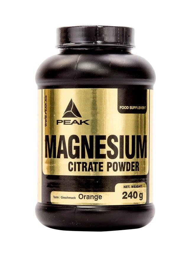 Magnesium Citrat - Orange (240g)