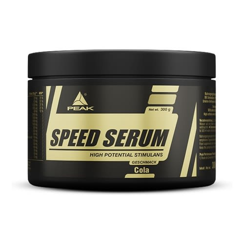 Speed Serum - 300g - Red Punch