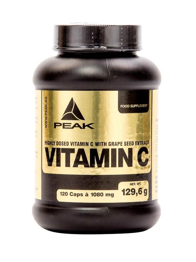 Vitamin C (120 Kapseln)