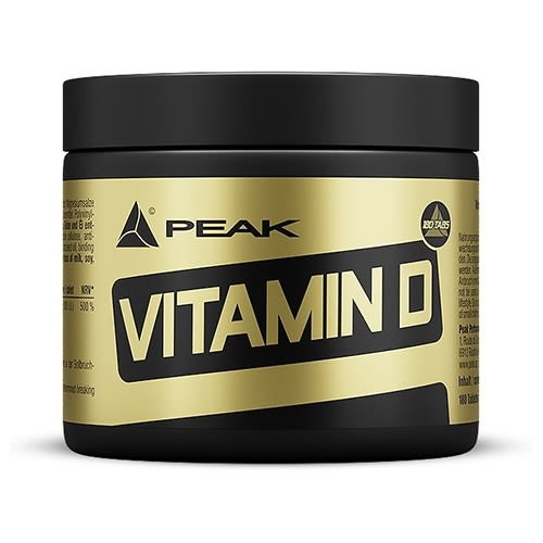 Vitamin D (180 Tabletten)