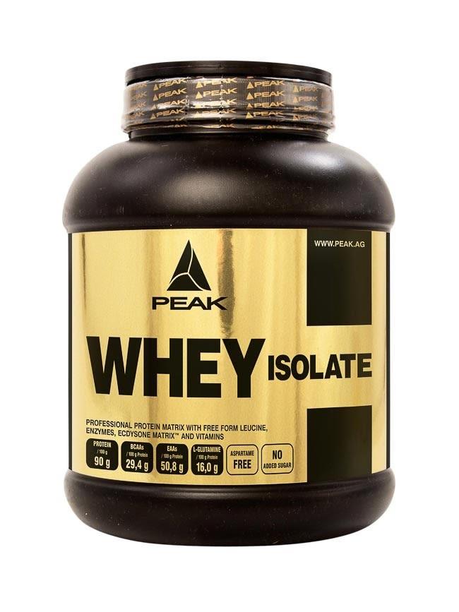 Whey Protein Isolat - 750g - Vanille