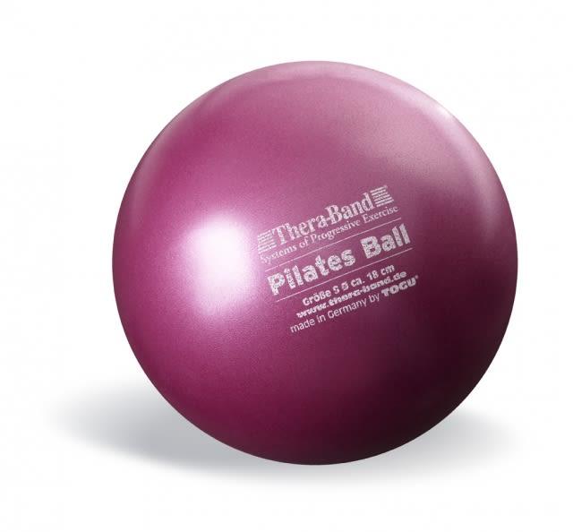 Pilatesball 22 cm - 1 Ball - Blau