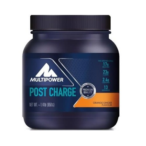 Post Charge - 650g - Orange Ginger