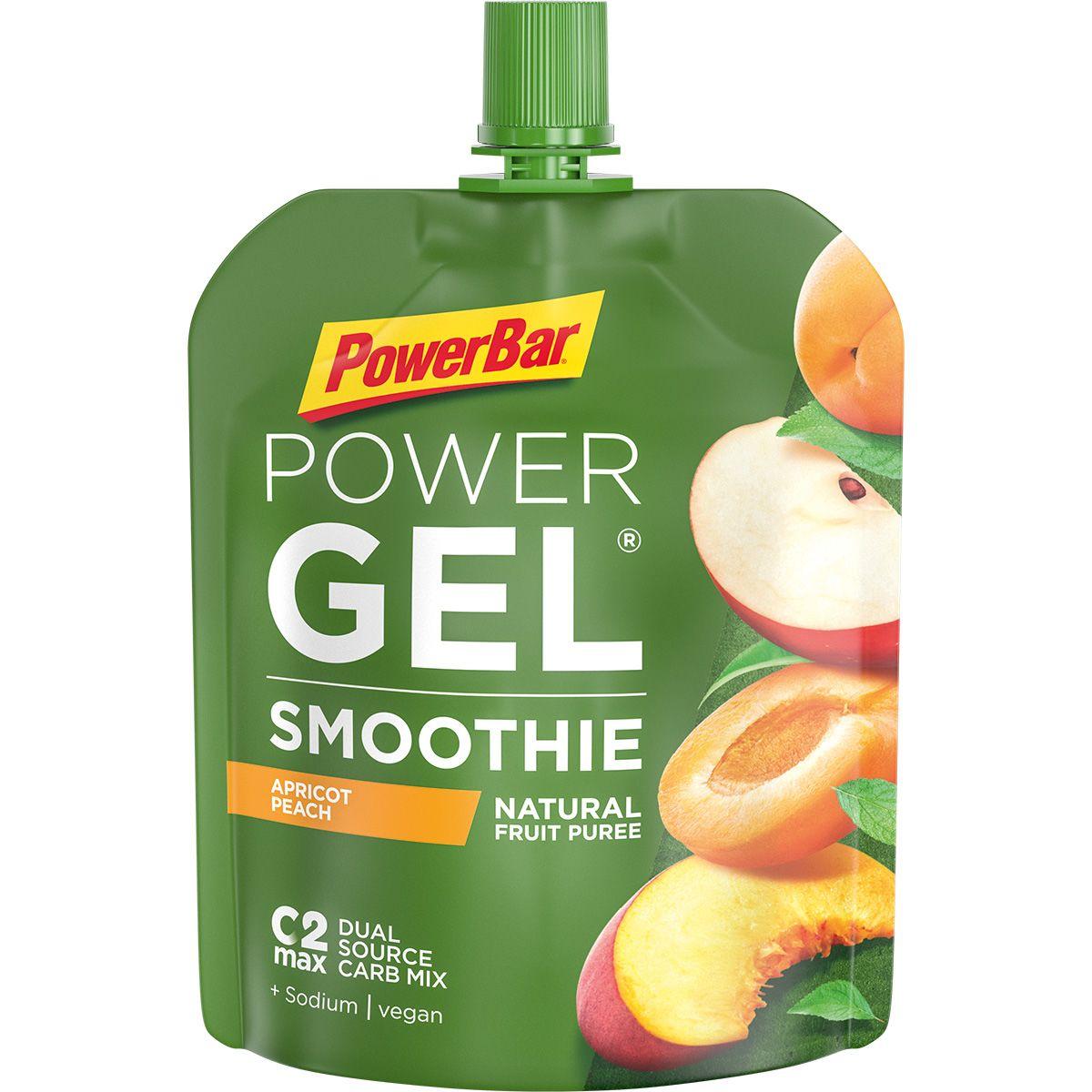 PowerGel Smoothie - 90g - Aprikose-Pfirsich