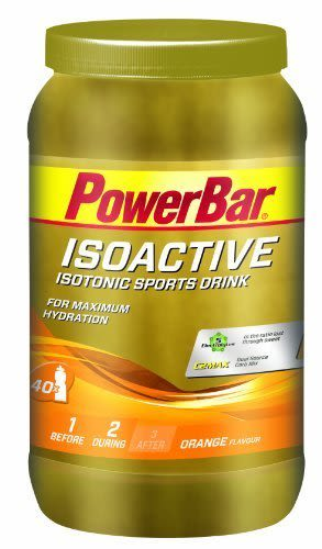 Isoactive - Isotonic Sports Drink - 1320g - Zitrone