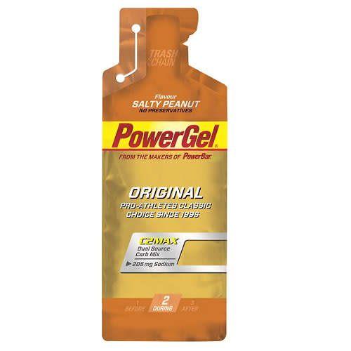 PowerGel - 24x41g - Erdnuss Sonderaktion