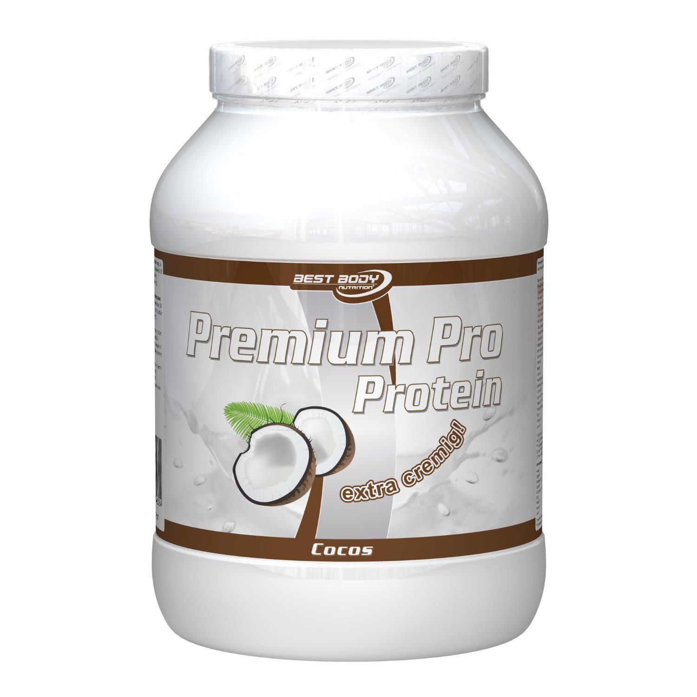 Premium Pro - 750g - Strawberry Cream