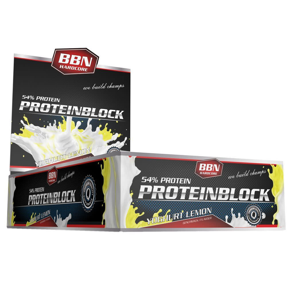 Protein Block - 15x90g - Cocos