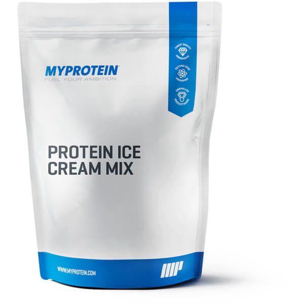 Ice Cream Mix - 1000g - Erdbeere
