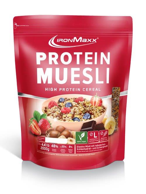 Protein Müsli Erdbeere (2000g)