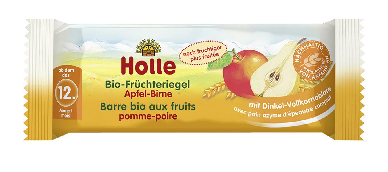 Bio-Früchteriegel Apfel-Birne, ab dem 12. Monat (25g)