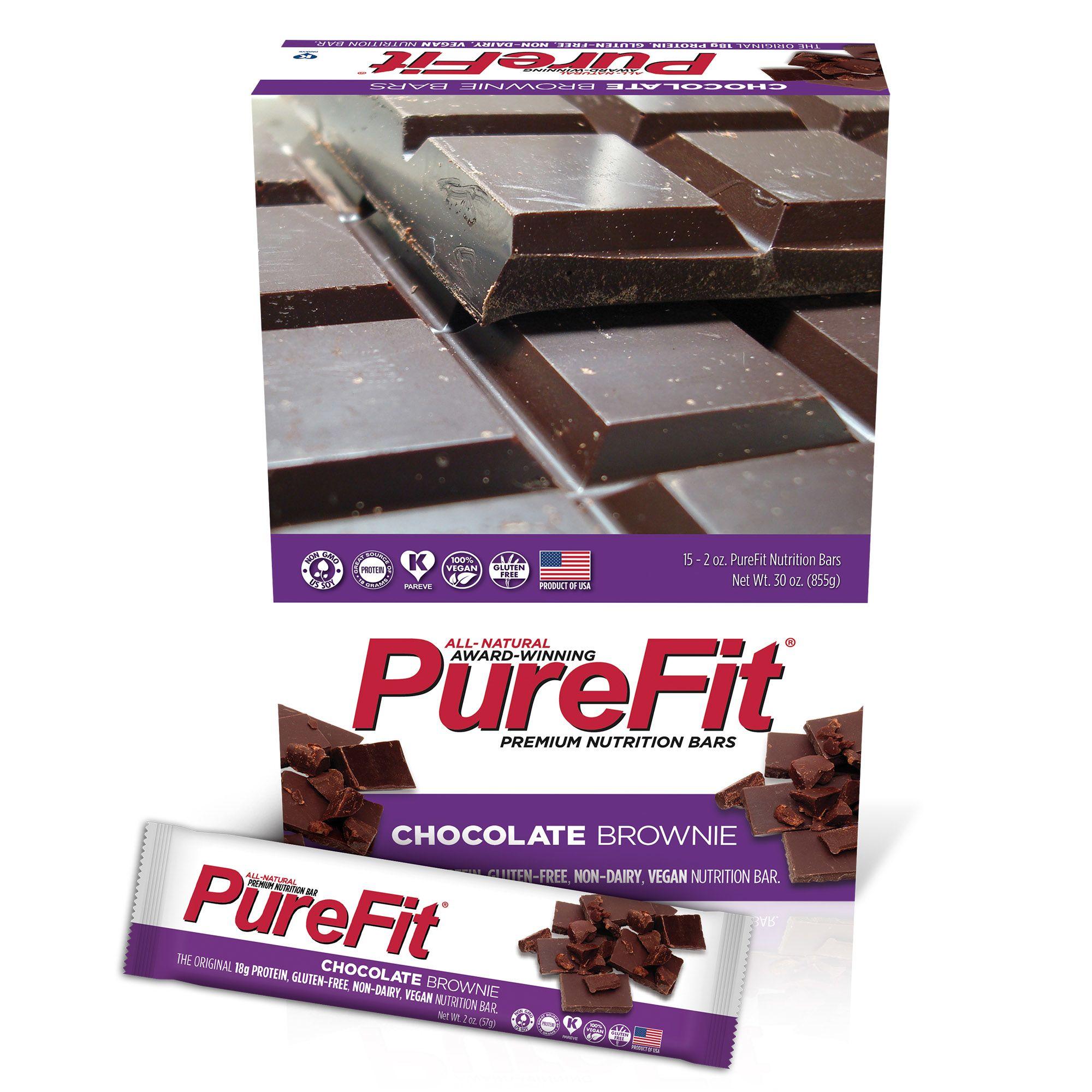 Nutrition Bar - 15x57g - Chocolate Brownie
