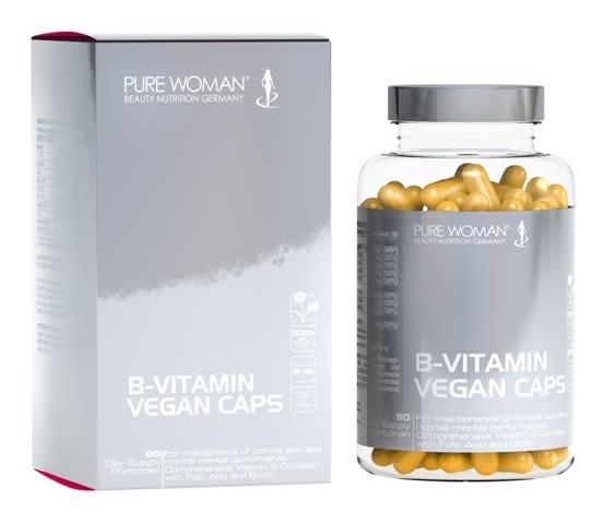 B-Vitamin Vegan Caps (90 Kapseln)