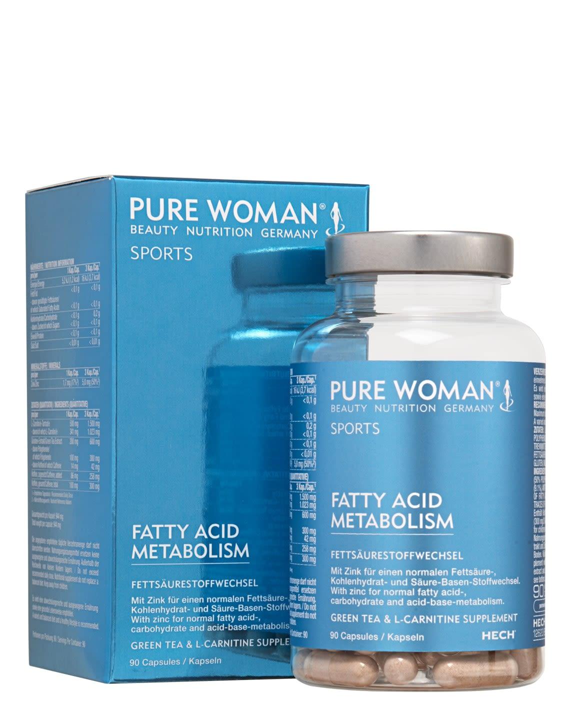Fatty Acid Metabolism (90 Kapseln)