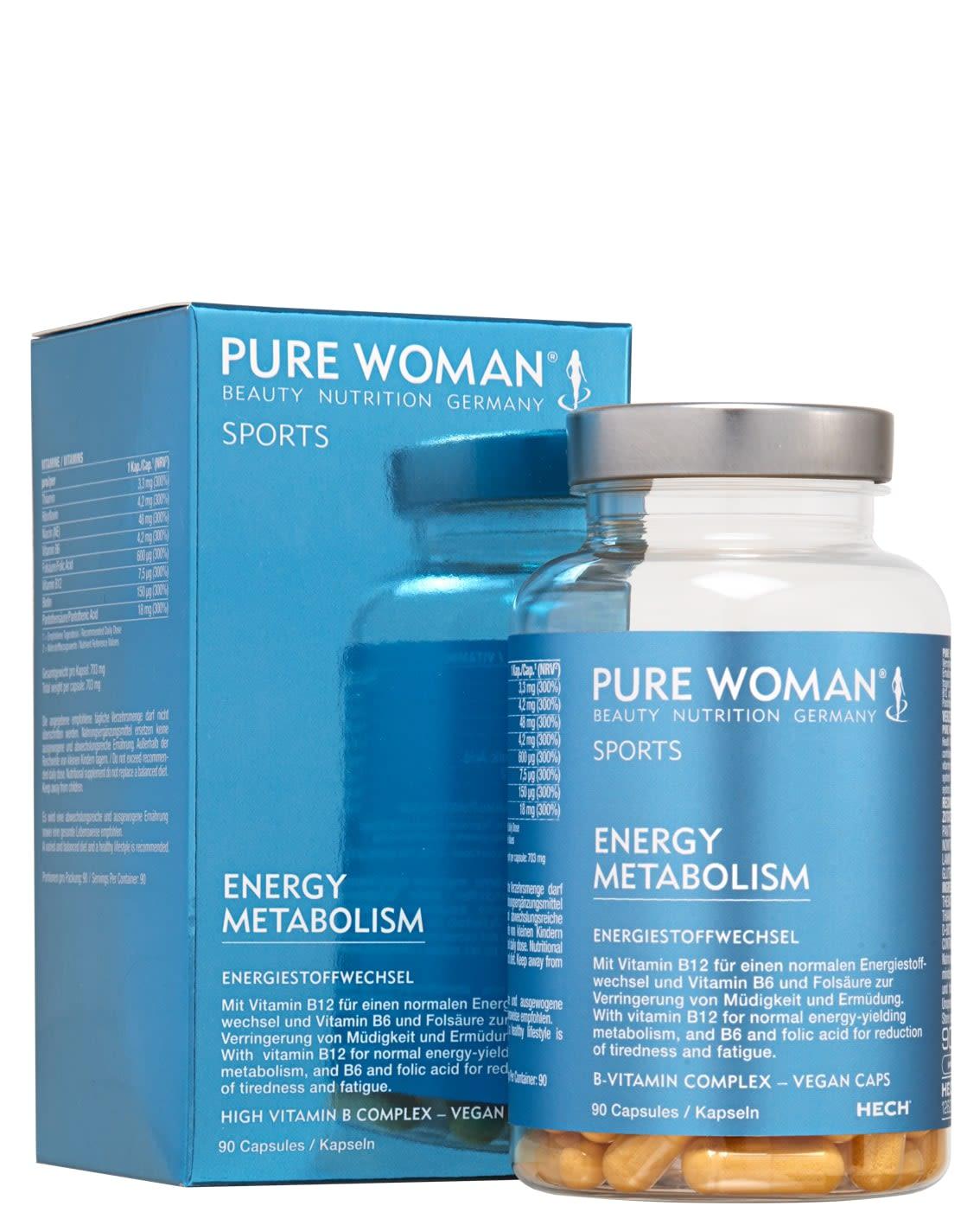 Energy Metabolism (90 Kapseln)