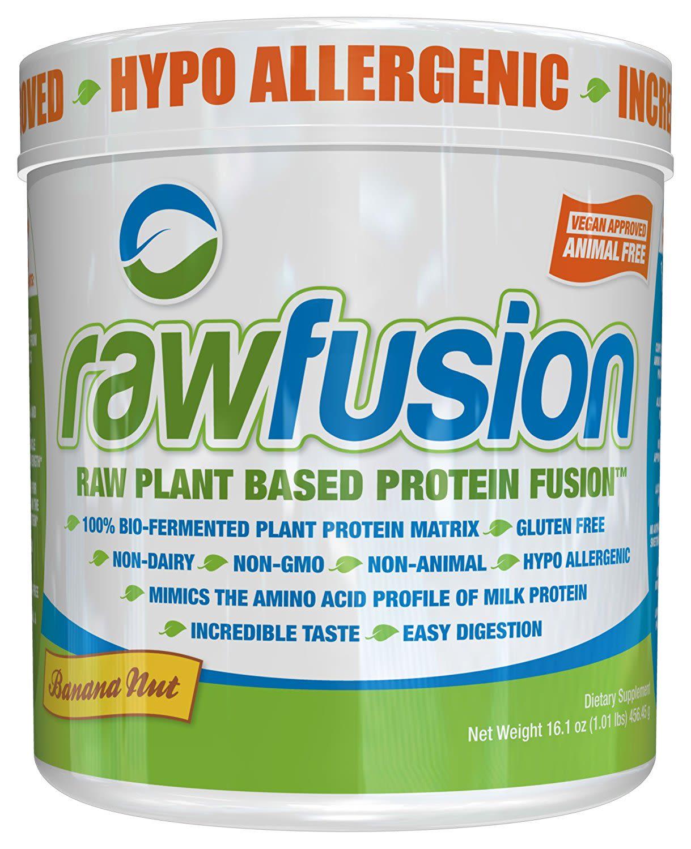 Rawfusion - Banana (450g)