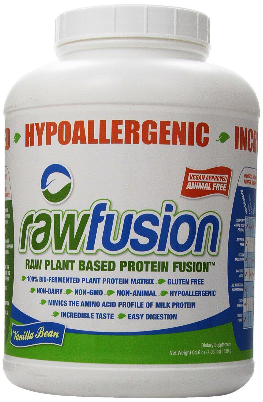 Rawfusion - Vanilla Bean (1800g)