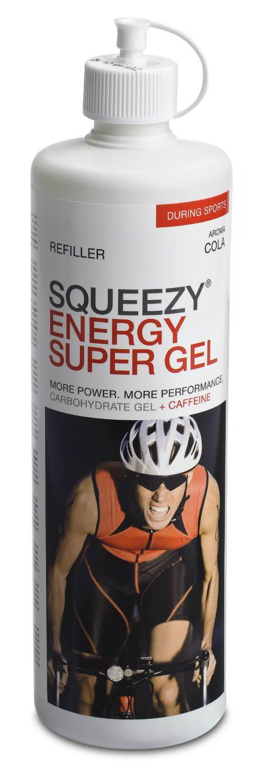 Energy Super Gel Refiller Cola+Koffein (500ml)