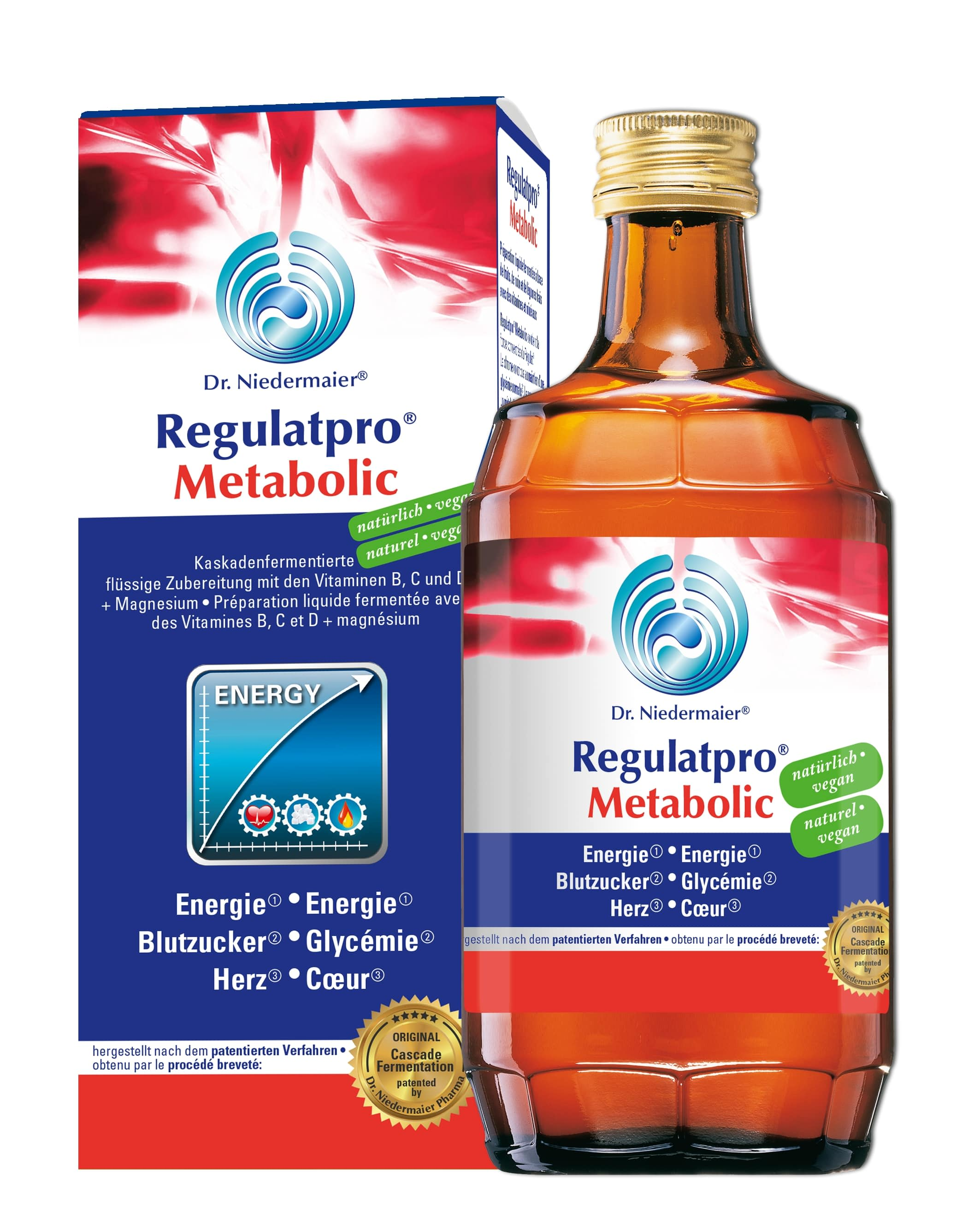 Dr. Niedermaier Regulatpro Metabolic (350ml)