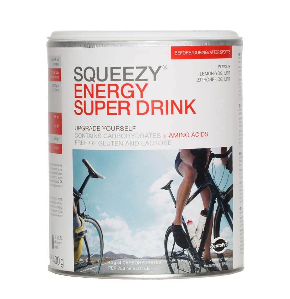 Energy Super Drink süße Grapefruit (400g)