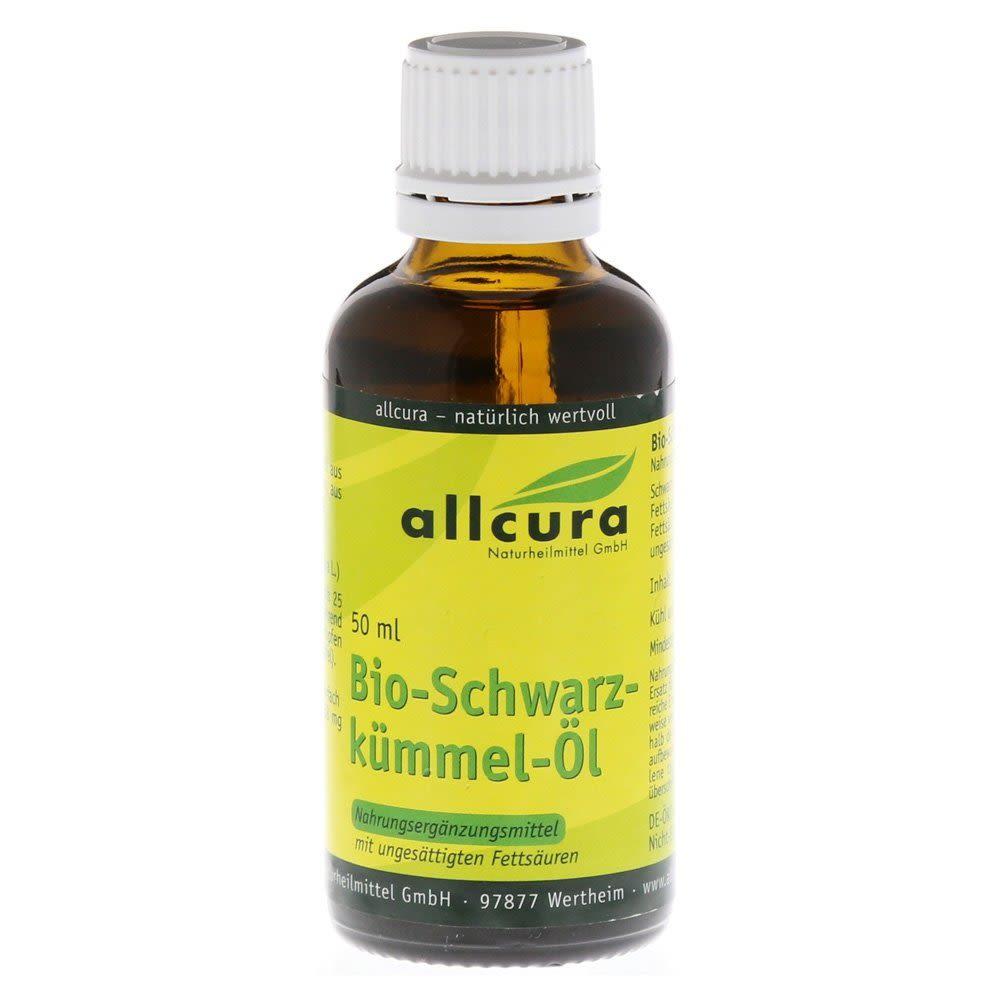 Bio Schwarzkümmel-Öl (50ml)
