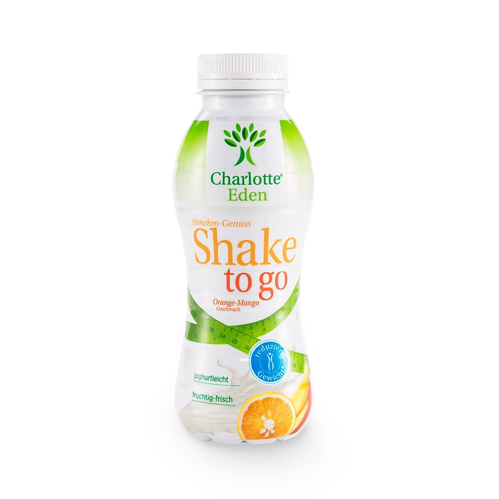 Shake to Go Orange-Mango (330ml)