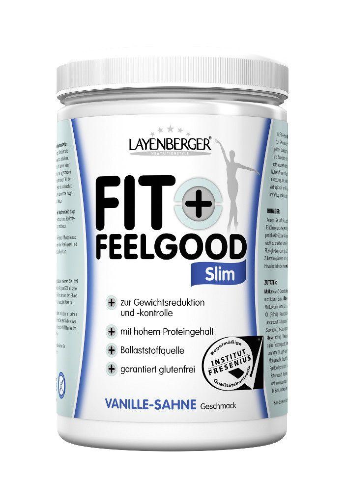 Fit+Feelgood Mahlzeitersatz SLIM - 430g - Rote Beeren-Joghurt