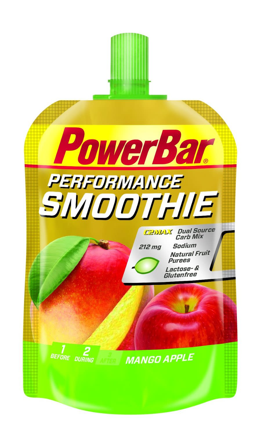 Performance Smoothie - 16x90g - Apfel-Mango