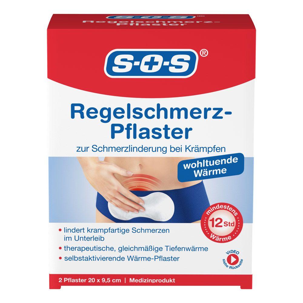 SOS Regelschmerz-Pflaster (2 Stück)