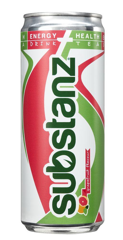 substanz Energy + Health Drink (24x330ml)