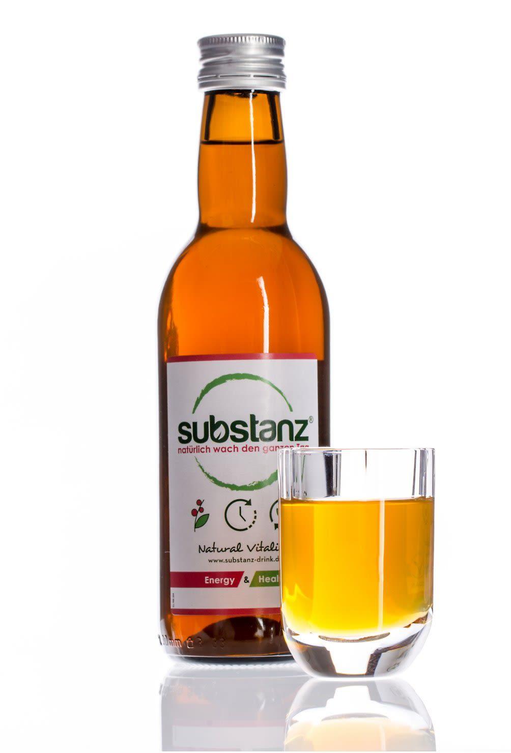 substanz Energie- und Vitaldrink (250ml)