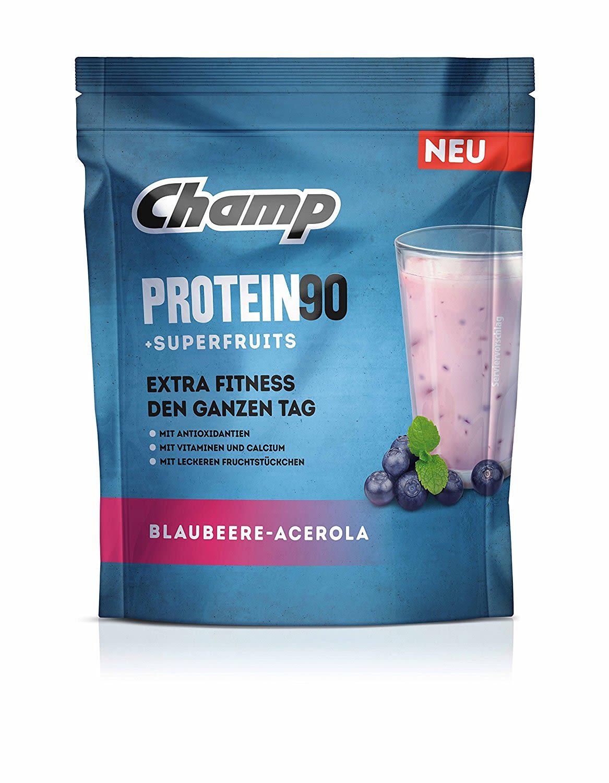 Protein 90 Superfruits - 360g - Blaubeere-Acerola