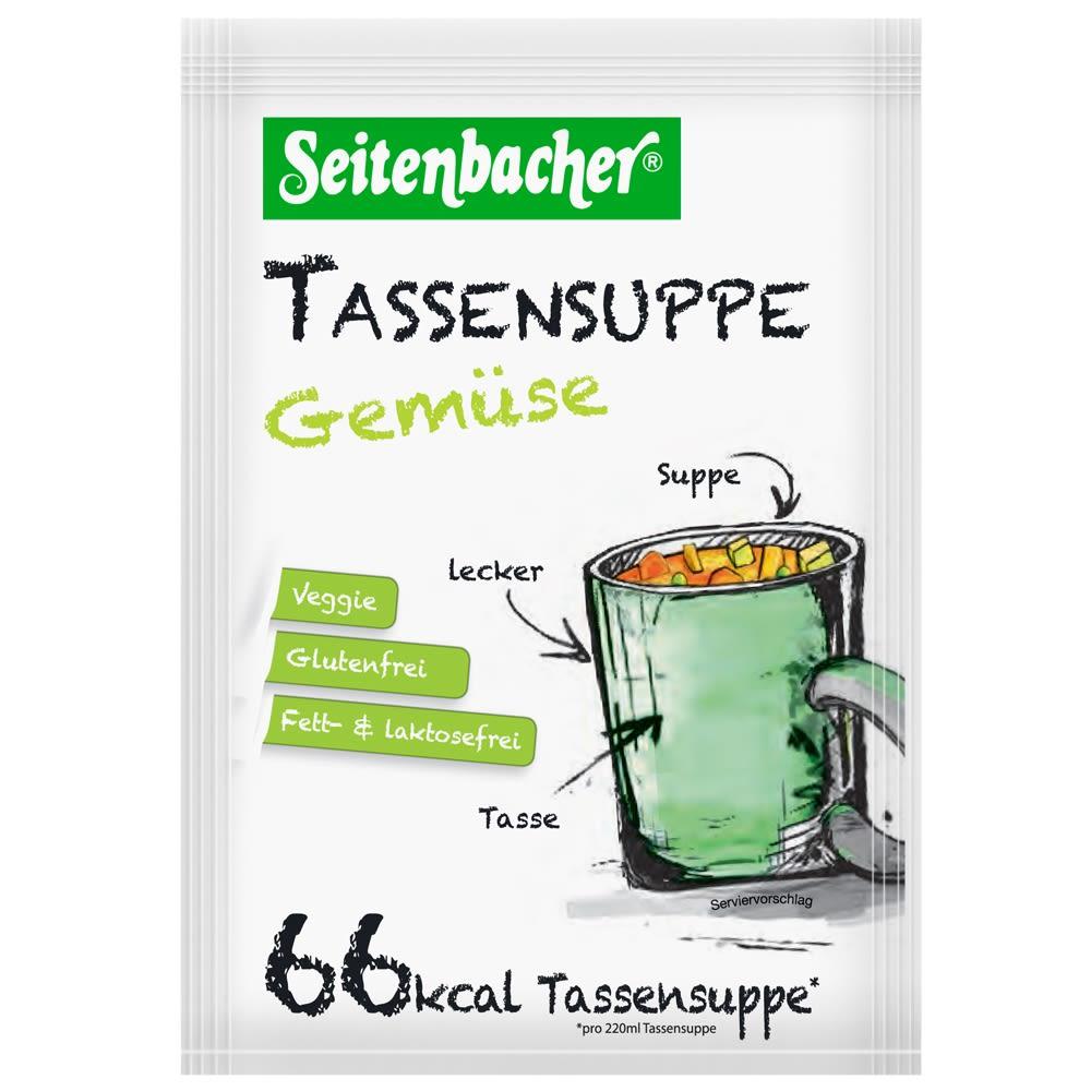 Tassensuppe - 20g - Gemüse