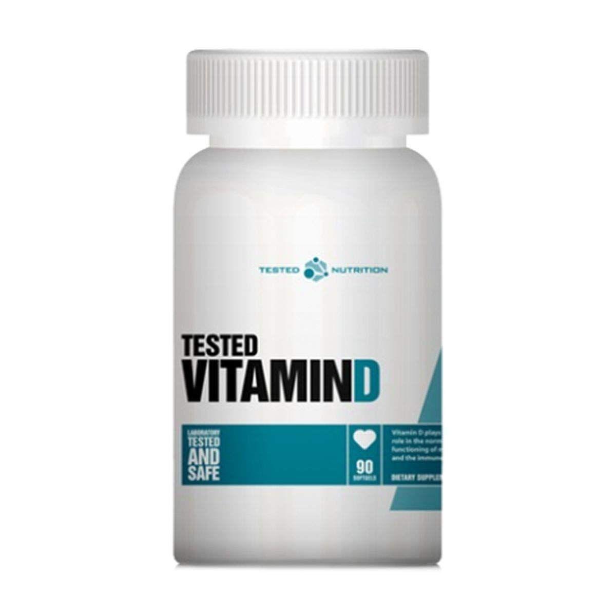 Vitamin D (90 Kapseln)