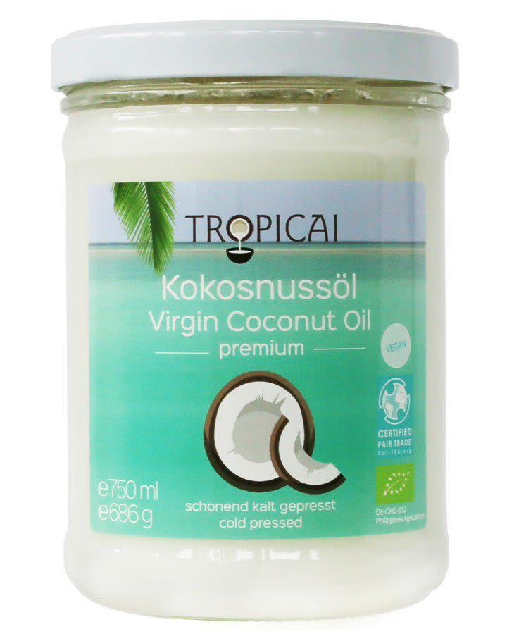 Bio Virgin Coconut Oil (750ml)