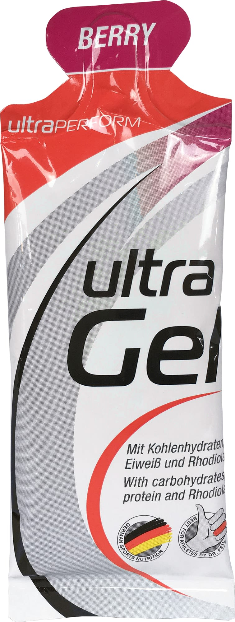 ultraPERFORM ultraGel - 35g - Berry