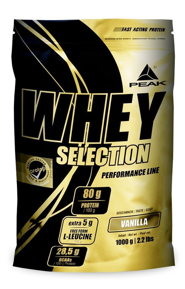 Whey Selection - 1000g - Strawberry