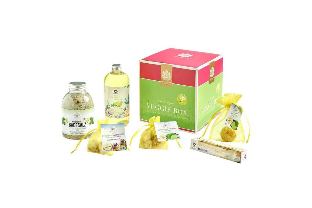 Veggie Box Geschenkset (1155g)